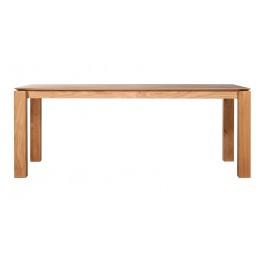 TABLE Slice - L.200 - Pieds 10x10 - Chêne
