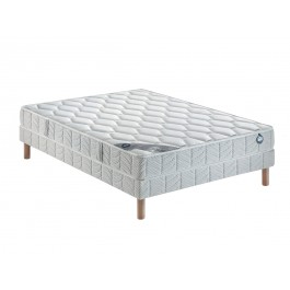 SOMMIER Confort Ferme - 140cm/190cm - Bultex